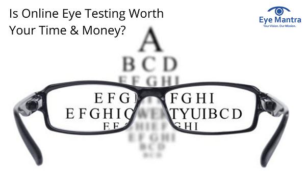 Online Eye Testing