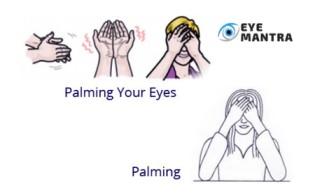 Eye exercises for weak eye muscles