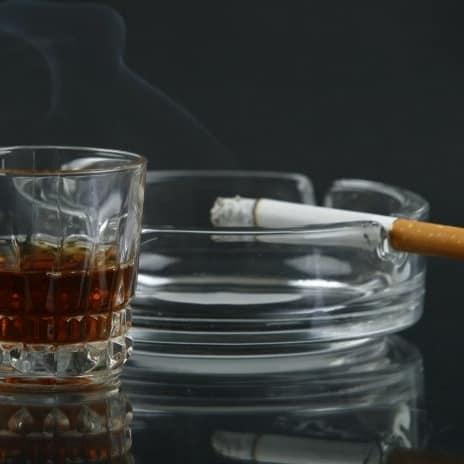 Smoking & Alcohol Cataract